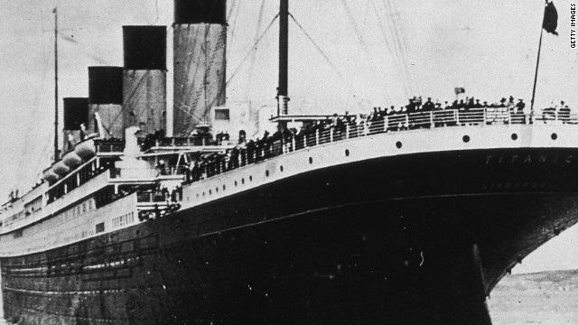 Video Titanic Memorial Cruise Starts In Southamptom