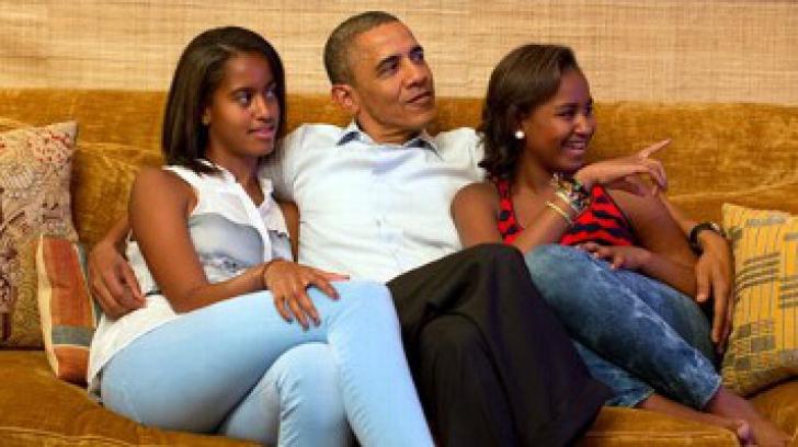 Agree, Barack obama daughters