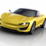Magna Steyr Mila Plus, first hybrid supercar unveiled by Austrian automotive manufacturer