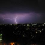 Two died in Amersfoort after lightning strike