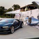 Bugatti Chiron Officially Presented at US The Quail Auto Show Event in Pebble Beach, California