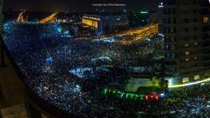Bucharest rally Romania protest 2017