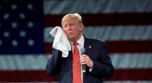 Donald Trump towel