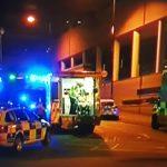 Explosion rocks Manchester Arena during Ariana Grande concert