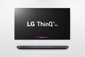 LG Google Assistant 2018 OLED