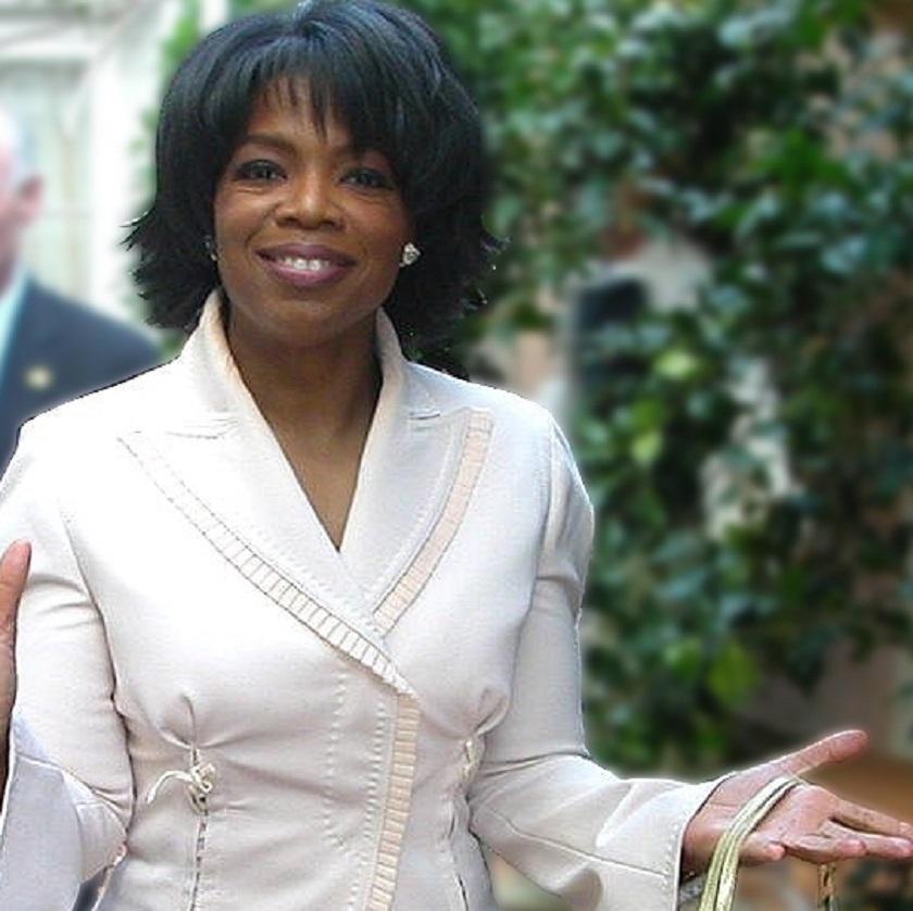 oprah winfrey speech analysis Global media leader and international philanthropist oprah winfrey greets karl pichotha after she gave the keynote speech at the 107th stanford university commencement ceremonies june 15, 2008 at.