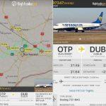 Ryanair Boeing 737 returns to Bucharest Airport after tailstrike on takeoff