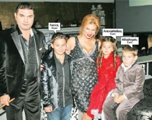 Cristi Borcea family