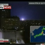 Paranormal phenomenon in the skies of Japan after the earthquake on Thursday: UFO or just a light?
