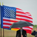 Historic day for Romania. Deveselu Base just became part of U.S. missile shield in Europe