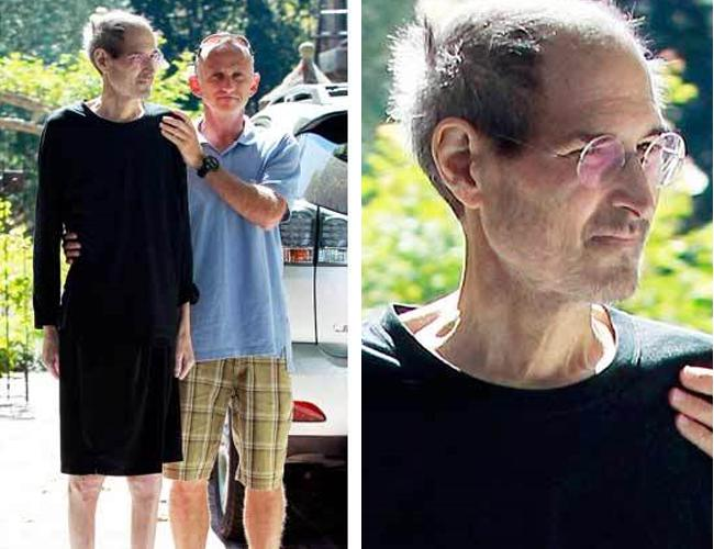 heartbreaking photo steve jobs visibly attacked by cancer