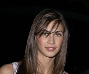 Melissa Satta said goodbye to Bobo Vieri and engaged Gianluca Vecchi (Giorgio Grande via Wikimedia)
