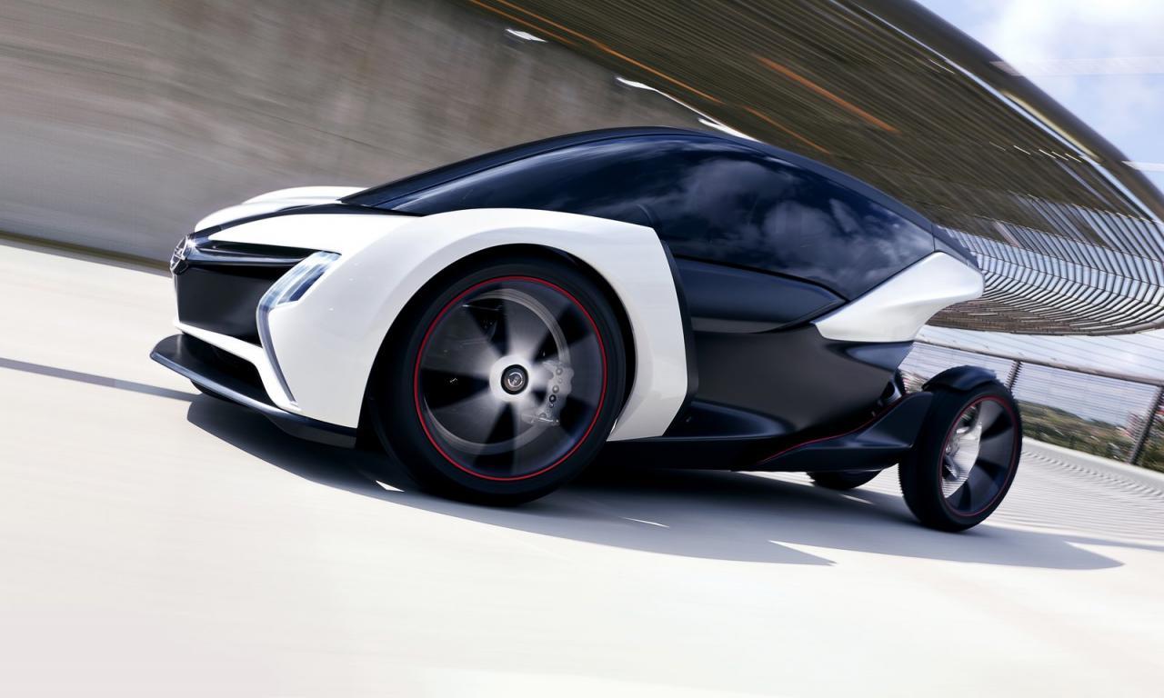 Opel Electric Car Concept on Autos Electricos