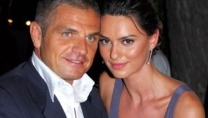 Romanian model Catrinel Menghia and her hubby Massimo Brambati decided to split (GoogleImages