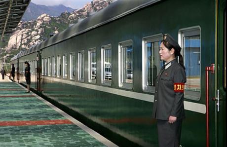 Kim Jong Il S Invisible Train Foxcrawl
