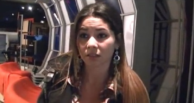 Noelia Rios participated in Gran Hermanos tv show (Capture: Youtube/Primiciasya.com)