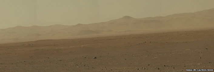 MARS BEST PHOTO: Curiosity rover delivers detailed color ...
