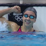 VIDEO: Rebecca Soni wins 200m Olympic breaststroke with world record