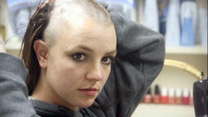 Britney pic shaved spear