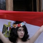 Aliaa Magda Elmahdy Kidnapped in Egypt in 2011 now lives in Sweden, reveals Femen