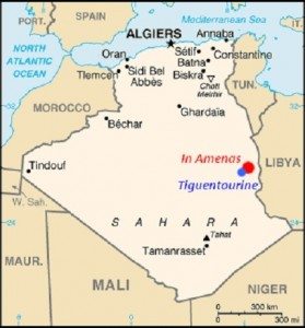 Scores of hostages and terrorists died after tragic assault on Amenas Oil field in Algeria. (By Mattho69 via Wikimedia)