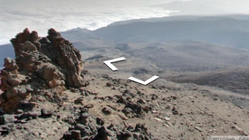 Mountains Google Street View Mountain View Google Street