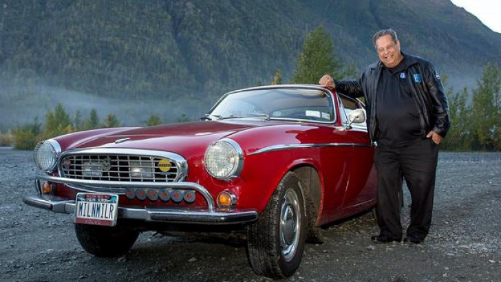 1966 Volvo Traveled Nearly 5 Million Km Enters Guinness