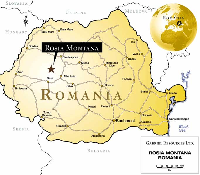 Rmgc Contract Under Secrecy But Some Details Revealed By Romanian