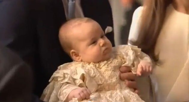 Royal Christening Details: Prince George Christened at St. James's Palace