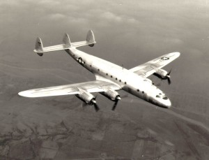 Lockheed Constellation Panair Do Brasil