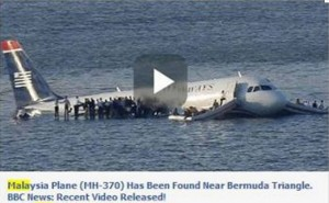 Spammers and hackers deceive people on Facebook claiming Flight 370 was found in Bermuda Triangle