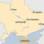 Ukraine Security Council: street fights in several eastern cities