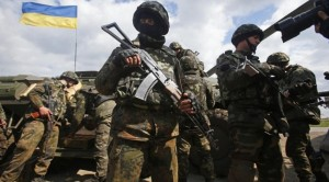 ukraine army soldiers