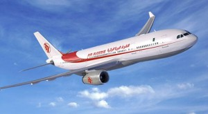 Air Algerie airplane