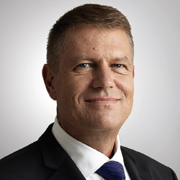 Klaus Iohannis, the newly elected president of Romania (public domain)