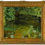 Winston Churchill painting sold for 2.2 million Euro
