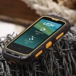 Dorel, a shock resistant Romanian smartphone launched by UTOK