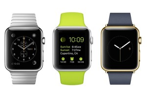 apple watches collection