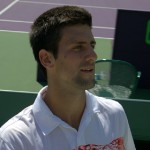 VIDEO: Novak Djokovic apologized to ball boy after nervous outburst at Miami Open 2015