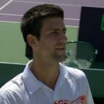 VIDEO: Novak Djokovic apologized to ball boy after nervous outburst at Miami Open 2015