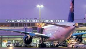 Schoenefeld airport Berlin