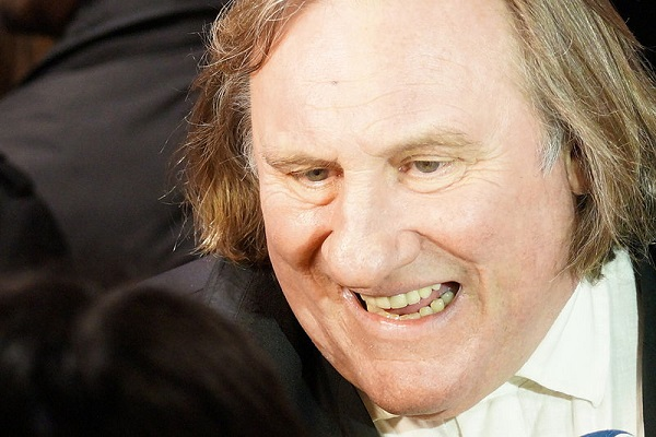 Gerard Depardieu about selling all his assets in France: I just want ...