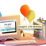 Google celebrates 17th anniversary with special doodle featuring engine's young age homepage