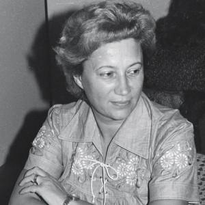 Elisabeta Polihroniade, 1979 in Rio (Wikimedia/MBIHund)