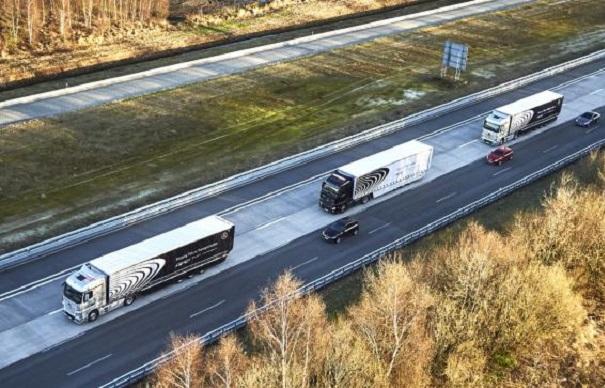 Daimler autonomous vehicles foxcrawl for Mercedes benz autonomous driving