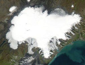 ice cap iceland