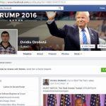 Romanian Ovidiu Drobota behind Pro-Trump propaganda news website