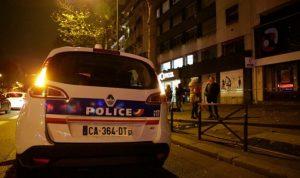 paris police car