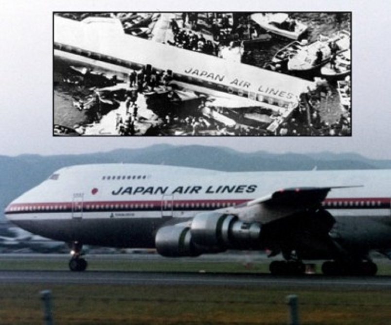 japan airlines 123
