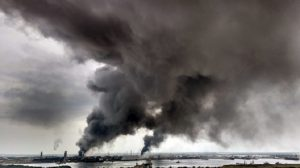oberhausen chemical plant accident